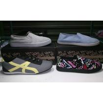 Zapatos Modelo Vans Paseo Skechers Unisex 35-38