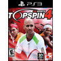 Top Spin 4 Tennis Juego Digital Ps3<br><strong class='ch-price reputation-tooltip-price'>$ 14.990</strong>