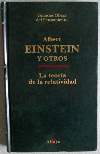 la teor 237 a de la relatividad albert einstein altaya