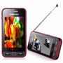 Samsung Star Tv Gt I6220 Digital Mp3 Câmera 3.2mp - Novo