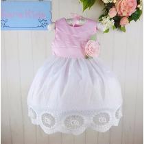 Vestido Para Niñas Patatitas