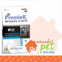 Ração Premier Nutrição Clínica P/ Cães Hipoalergênico 10 Kgs