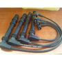 Cables De Bujia Fiat Palio 1.6 Del 98al01 Original