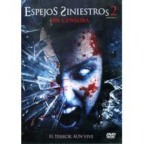 Dvd Espejos Siniestros 2 ( Mirrors 2 ) Sin Censura - Victor