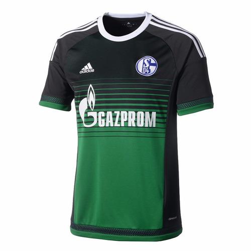 d22b159287 Nova Camisa adidas Oficial Do Schalke 04 Da Alemanha Shalke - R  149 ...