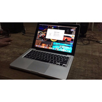 Macbook Pro 13 Late 2011 I5 2.4ghz 8gb Ram 500gb Hd 12xsemju