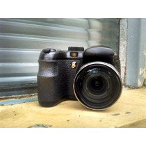 Câmera Semi Profissional Gex400 Modo Manual Boa E Barata