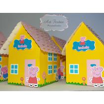 Casa Da Peppa Pig - Festa Infantil
