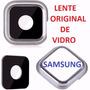 Protetor Vidro Lente Camera Galaxy S5 G900m I9600 Original