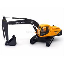 1:50 Excavadora Sobre Orugas Volvo Ec210 A Escala Articulada