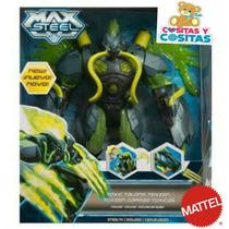 Max Steel Toxzon Garras Toxicas Mattel Nuevo Original