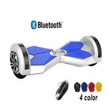 Scooter Electrico Patineta 2 Ruedas Nuevo Modelo Bluetooth