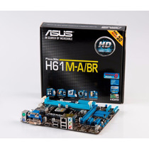 Kit Asus H61 + Core I3 2120 + 4gb Ddr3 + Cooler Intel
