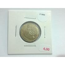Moeda Israel 10 Agorot - Lt0955