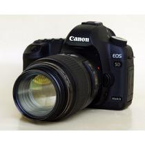 Lente Canon Ef 100mm F2.8 Macro Usm Autofoco Alta Gama Japón