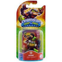 Boneco Skylanders Swap Force Scorp Para Xbox 360