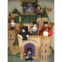 Harry Potter 6 Minifiguras Da Série Lego Compatível