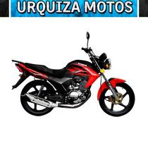 Moto Jianshe Js 125 6by Street 0km Urquiza Motos