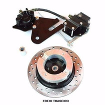 Freio Traseiro Cg Titan / Fan 150cc 2004/2016 Kit