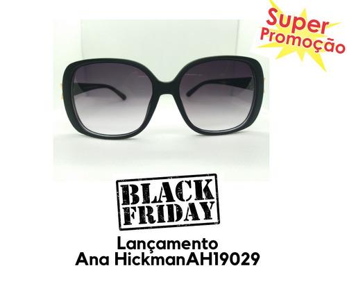 Kit 3 Oculos De Sol Grau Ana Hickman Original Ah19029 Oferta - R  169,90 em  Mercado Livre bcc1654729