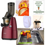 Kuvings Juicer Jugo Rojo Completo Red Pearl Combo Pack 3...<br><strong class='ch-price reputation-tooltip-price'>$ 527.990</strong>