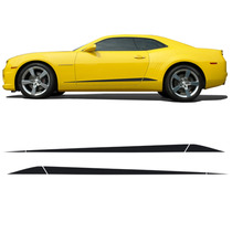 Kit Adesivo Lateral Inferior Chevrolet Camaro