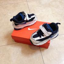 Tenis Nike Niño Blancos! 12cm Mex. Buenos! Envío Gratis!