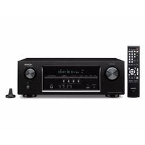 Receiver Denon Avr S500 Bluetooth 4k/3d 70 Rms