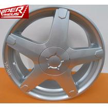 Roda Axxis Aro 17 - Onix Corsa Celta Montana !! Viper Pneus