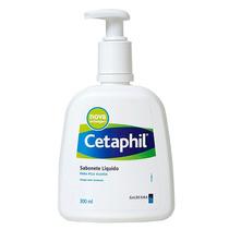 Cetaphil Sabonete Líquido - Limpeza Facial Para Pele Oleosa