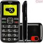 Celular Dl Yc110 24 Mb Para Idoso Novo Na Caixa Envio Grátis