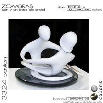 Figura De Ceramica Pareja
