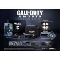 Game Ps3 Call Of Duty Ghosts - Prestige Edition Promoção