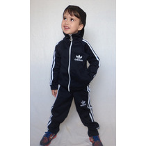 Oferta!agasalho Infantil Abrigo Conjunto Adidas Frete Grátis
