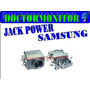 Jack Power Para Notebook/netbook Samsung- Consulte Su Modelo