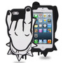 Carcasa Rock & Roll Para Iphone 5/5s - Icase