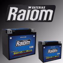 Bateria Raiom Rtx10 Bs