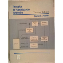 Princípios De Administação Financeira 3° Edição