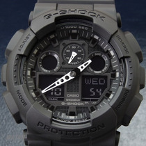 Reloj Casio G-shock Ga-100-1a1 - 100% Original En Caja