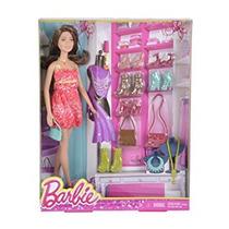 Juguete Zapatos De Vestir Muñeca Barbie Teresa Morena Armar