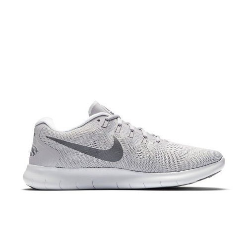 430824cc14d Tênis Nike Free Rn Cinza Masculino Corrida Original! - R  499