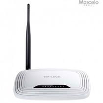 Roteador Tp-link Tl-wr741nd Wireless N 150mbps 12x Sem Juros