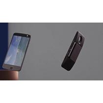 Motorola Projector Camara Bateria Bocina Bumper Color Negro