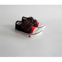 Zapatillas De Lona Marca Ridlcat Nro 22. Nuevas