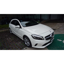 Mercedes Benz A 200 Blanco Urban 2017