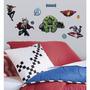 Calcomanias Infantil Pared Avengers - Importadas Usa