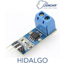 Sensor De Corriente Gy-712 De 30 Amperes Resolución Arduino