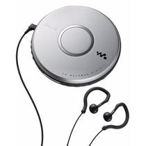 Sony Dej011 Portátil Walkman Reproductor De Cd