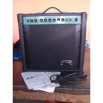 Amplificador Para Guitarra Y Bajo Electrico Stagg 40. Nuevo
