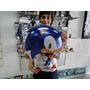 Sonic 10 Balões Festa. Artigo Festa Balão Enfeite 10 Pcs